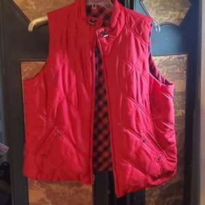 Other - Mens Reversible puffer vest